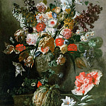 Girolamo Muziano - Fruit and Flowers