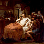 Alexander the Great and his physician Philip