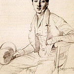 Jean Auguste Dominique Ingres - Ingres_Dr._Louis_Martinet