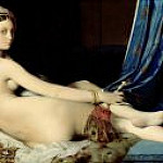 The Grand Odalisque, Jean Auguste Dominique Ingres