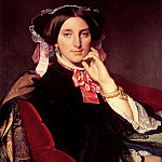 Madame Gonse, Jean Auguste Dominique Ingres
