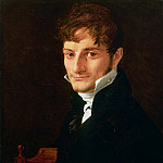 Jean Auguste Dominique Ingres - Portrait of a Member of the Belveze-Foulon Family