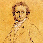 Ingres_Niccolo_Paganini, Jean Auguste Dominique Ingres
