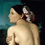 The Bather, Jean Auguste Dominique Ingres