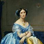 Jean Auguste Dominique Ingres (1780-1867)