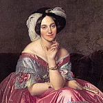 Jean Auguste Dominique Ingres - Baronness James de Rothschild