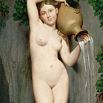 Source, Jean Auguste Dominique Ingres