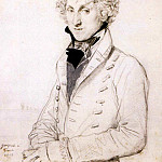 Jean Auguste Dominique Ingres - Ingres_Charles_Thomas_Thruston