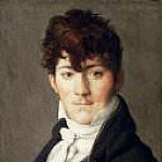 Jean Auguste Dominique Ingres - Portrait of a Young Man