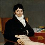 Jean Auguste Dominique Ingres - Philibert Riviere