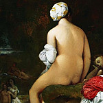 Jean Auguste Dominique Ingres - The Small Bather