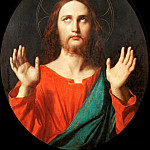 Jean Auguste Dominique Ingres - Christ