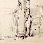Ingres_Lady_William_Henry_Cavendish_Bentinck_born_Lady_Mary_Acheson, Jean Auguste Dominique Ingres
