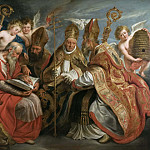 The Four Fathers of the Latin Church [Workshop]