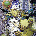 Micheal Kaluta - Jared and the Forest Elemental