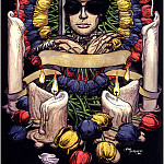 Micheal Kaluta - Neil Gaimans Death and Tulips