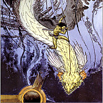 Micheal Kaluta - Jared And The Water Worm