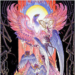 Micheal Kaluta - The Phoenix Wings of Twilight