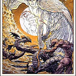 Micheal Kaluta - Phanuel Archangel Of Penance