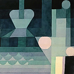 Paul Klee - Sluices