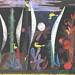 Paul Klee - Landscape with Yellow Birds, 1923, Priavet, Schweiz