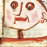 Paul Klee - An allegory of propaganda, 1939, Victoria and Albert Mu