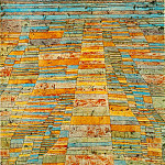 Paul Klee - Highway and byways, 1929, Collection Christoph and Andr