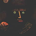 Paul Klee - Black Knight, 1927, North Rhine-Westfalia State Collect