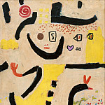 Paul Klee - A Childrens Game