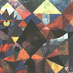 Paul Klee - The Light and So Much Else, 1931, Private, Germany