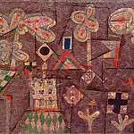 Paul Klee - Gingerbreads