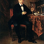 Portrait of the Physicist Hermann von Helmholtz