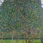 Pear Tree, Gustav Klimt