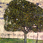 The Apple Tree II, Gustav Klimt