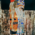 The Three Ages of Woman, Gustav Klimt