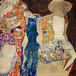 The Bride, Gustav Klimt