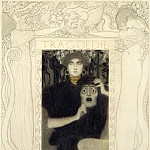 Gustav Klimt - Study for the allegory of Tragedy