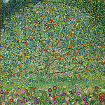 Apple Tree I, Gustav Klimt