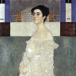 Gustav Klimt - Margaret Stonborough-Wittgenstein