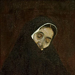 Old Woman, Gustav Klimt