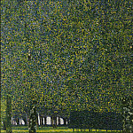 Gustav Klimt - The Park