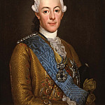 Caspar Kenckel - Gustav III (1746-1792), King of Sweden [Attributed]