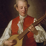 Ernst Josephson - Carl Michael Bellman (1740-1795)[Attributed]