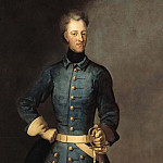 Pehr Hilleström - King Karl XII of Sweden