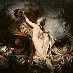 Hans von Marees - Venus and Tannhauser