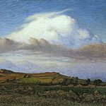 Karl August Johansson - The Håsten Hill at Varberg II
