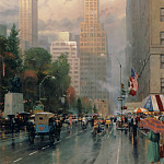 Thomas Kinkade - Zen 014 New York-Central Park South