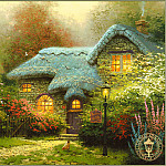 Thomas Kinkade - HeathersHutch