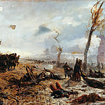 Paul Friedrich Meyerheim - Battle for Metz
