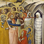 Allegretto Nuzi - Raising of Lazarus